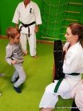 Karate w Uniwersytecie Przedszkolaka (październik 2019r.)